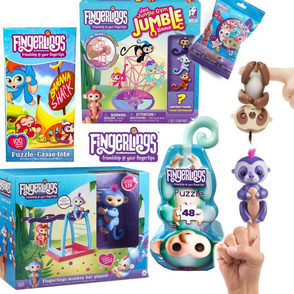 Fingerlings Bundle