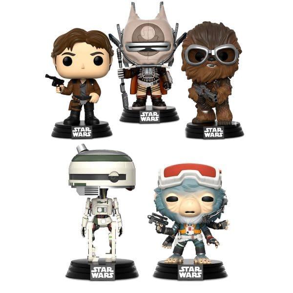 Star Wars Bundle Bobble Heads