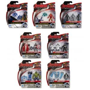 Avengers Toy Bundle