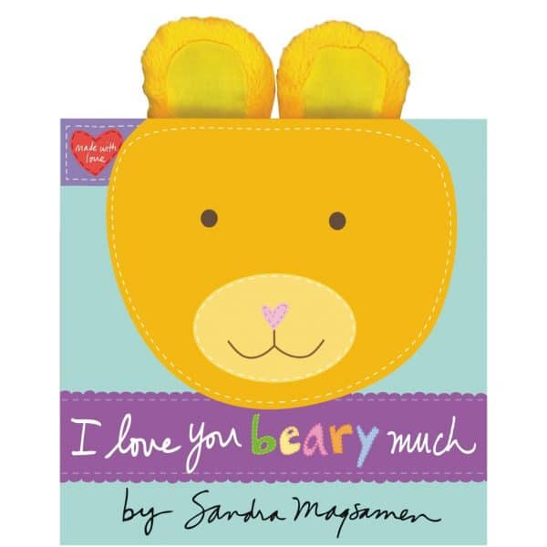 I love you beary much Book