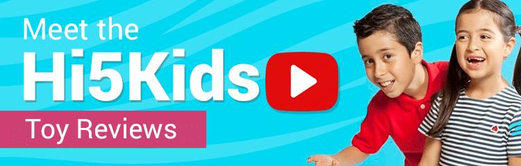 Meet the Hi5 Kids