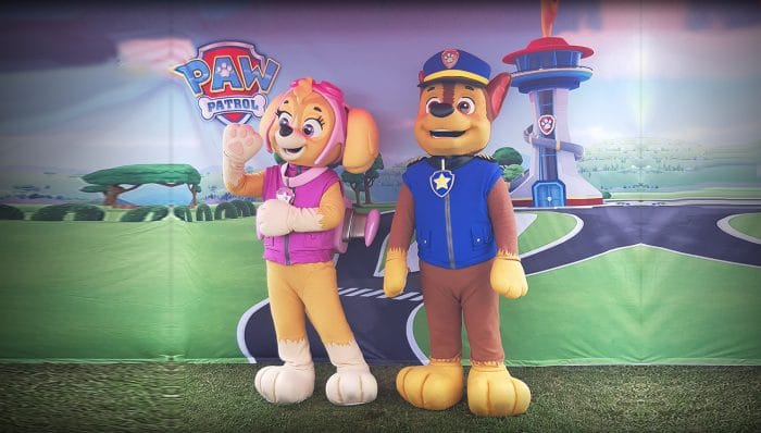 Meet the Paw Patrol