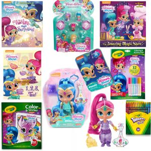 Shimmer and Shine Bundle