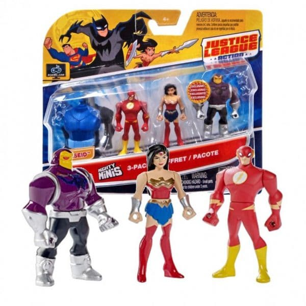 Justice League Mighty Minis