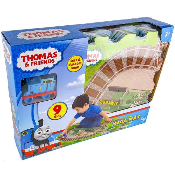 Thomas and Friends Mega Mat