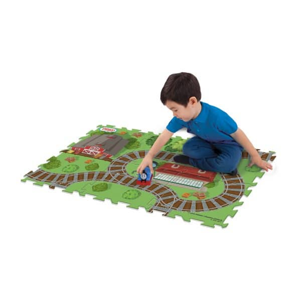 Thomas and Friends Woodboard Puzzle