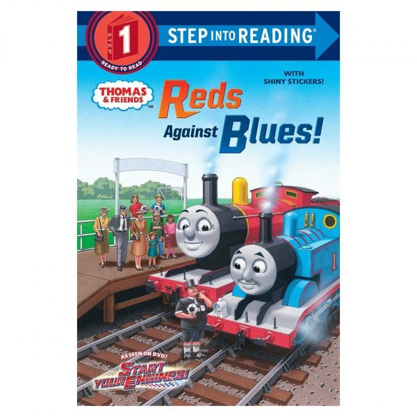 Thomas and Friends Step into Reading