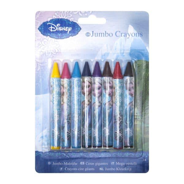 Disney Frozen Jumbo Crayons
