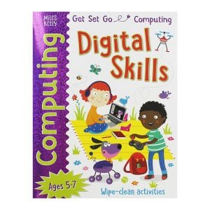 Digital Skills Wipe Clean Activity Book