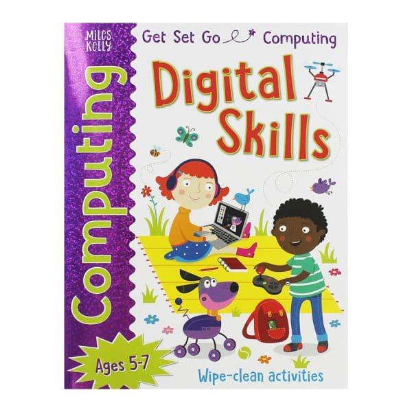 Digital Skills Wipe Clean Activity Book