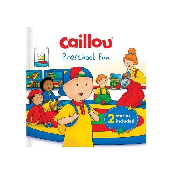 Caillou Preschool Fun