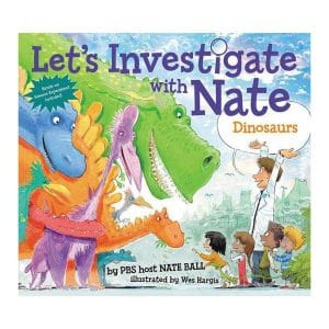Let's Investigate with Nate Dinosaurs