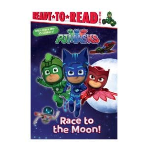 PJ Masks Race to the Moon PJ Masks Lvl 1