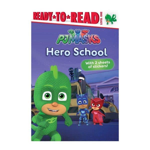 PJ Masks Hero School Lvl 1