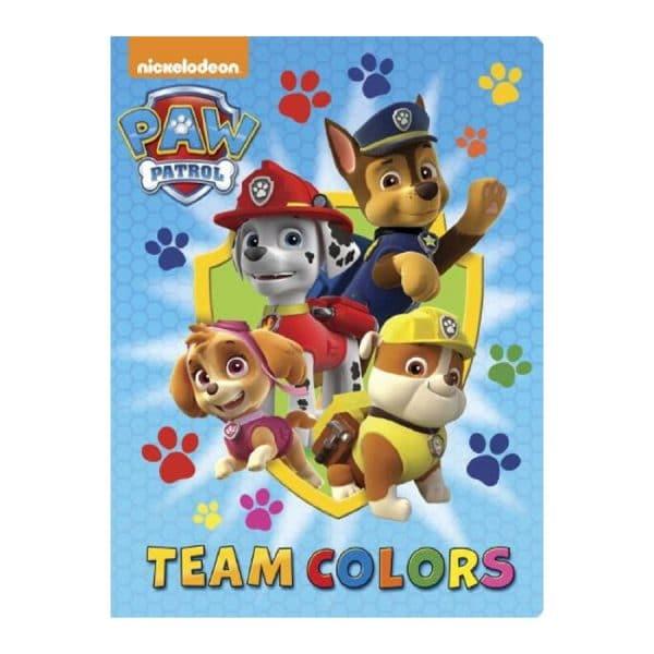 Team Colors Paw Patrol