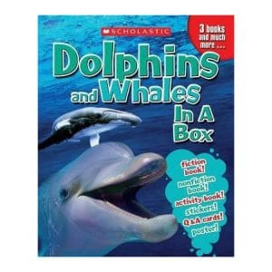 Dolphins and Whales in a Box