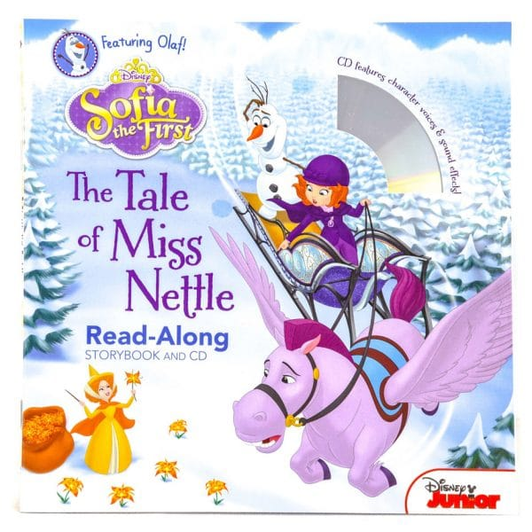 The Tale of Miss Nettle with CD