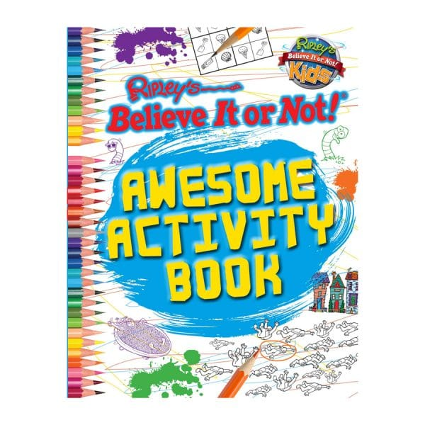 Ripley's Awesome Activity Book