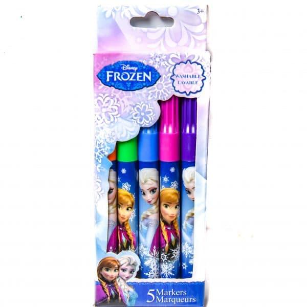 Disney Frozen Markers