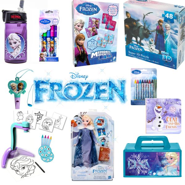 Disney Frozen Toy Set