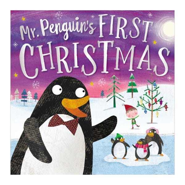 Mr Penguin's First Christmas