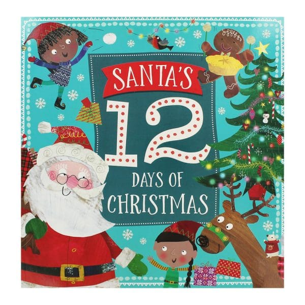 Santa's 12 Days of Christmas
