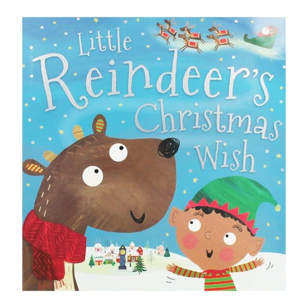 Little Reindeer's Christmas Wish