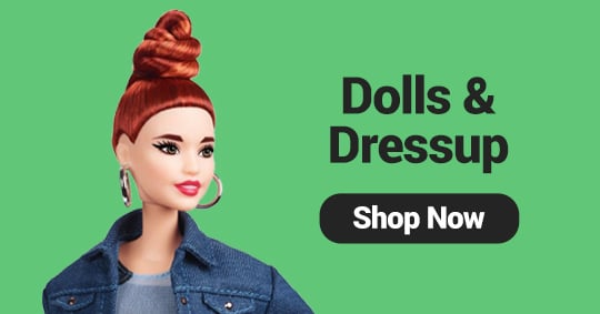 Shop Barbie Dolls