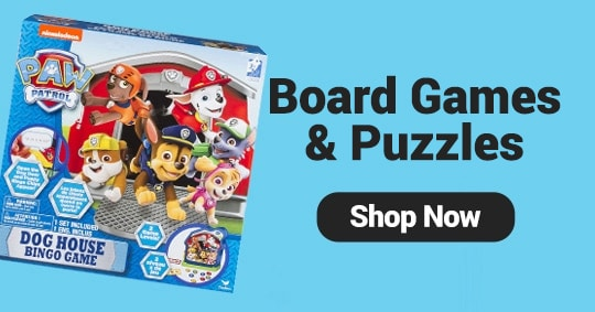 Shop Board Games and Puzzles