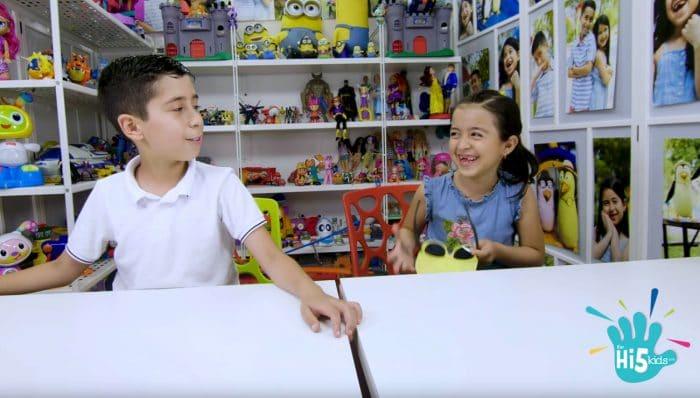 hi5 Kids Toy Reviews