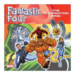 Fantastic Four The Imagination Ring