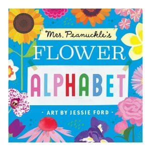 Mrs Peanuckle's Flower Alphabet