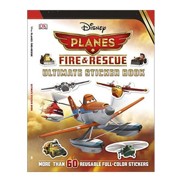 Disney Planes Fire/Rescue Ultimate Sticker Book