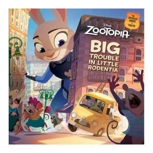 Disney Zootopia Big Trouble in Little Rodentia