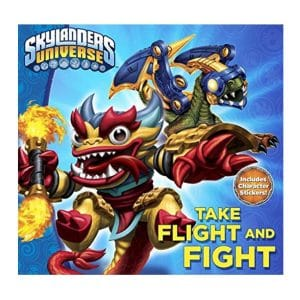 Skylanders Universe Take Flight and Fight