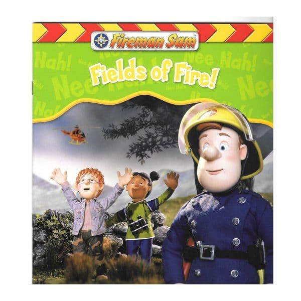 Fields of Fire Fireman Sam