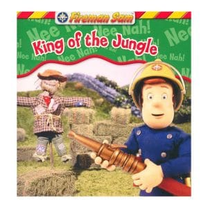 King of the Jungle Fireman Sam