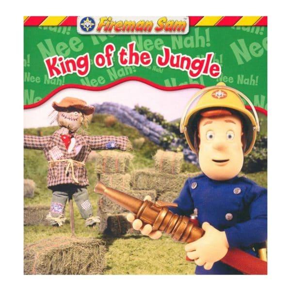 King of the Jungle Fireman Sam
