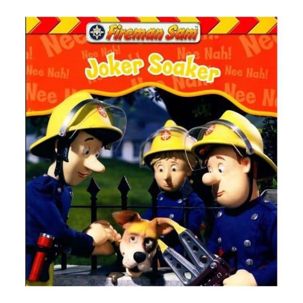Joker Soaker Fireman Sam