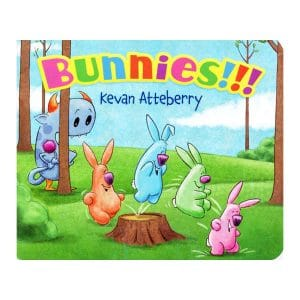 Bunnies Board Book