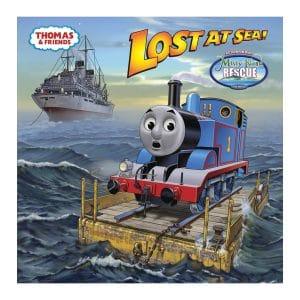 Lost At Sea, Thomas and Friends