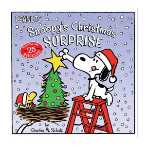Peanuts Snoopy's Christmas SURPRISE