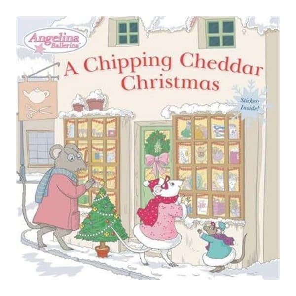 A Chipping Cheddar Christmas