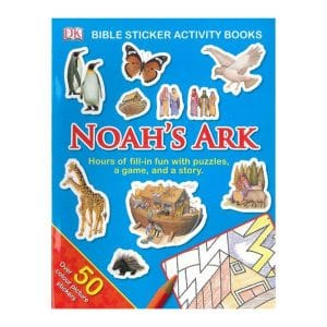 Bible Sticker Activity-Noah's Ark