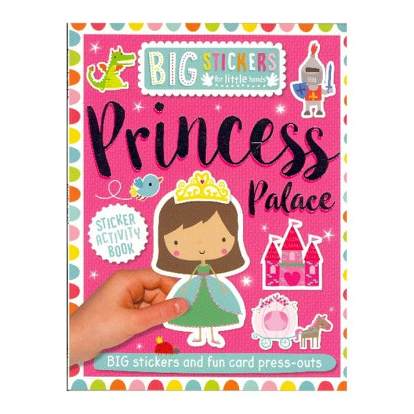 Princess Palace Sticker Activity Book
