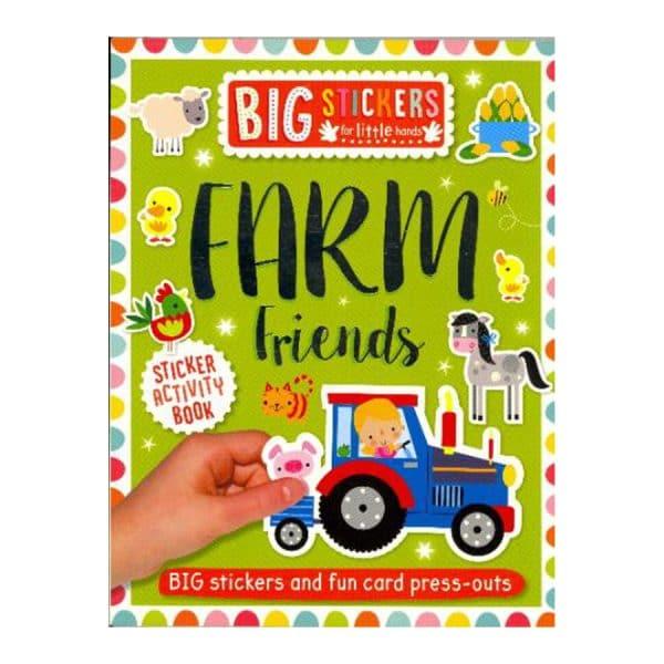 Farm Friends Sticker Activity Book