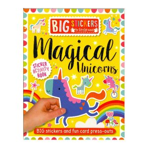 Magical Unicorns Sticker Activity Book