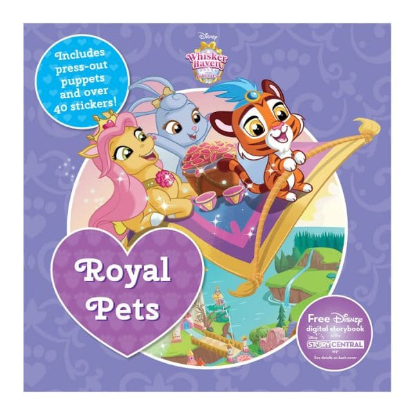 Disney Whisker Haven Royal Pets
