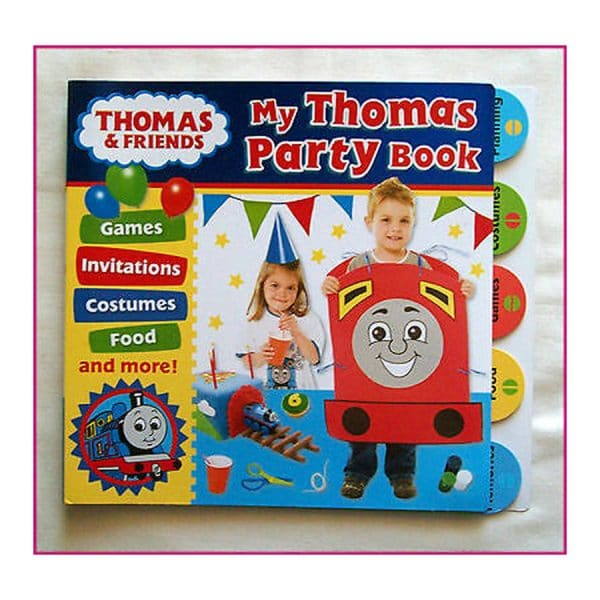 Thomas and Friends-My Thomas Party Book