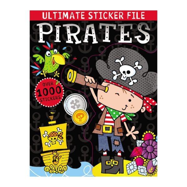 Ultimate Sticker File Pirates